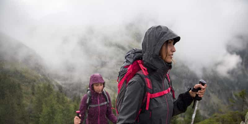 A Storm in the Mountains, What Should You Do?