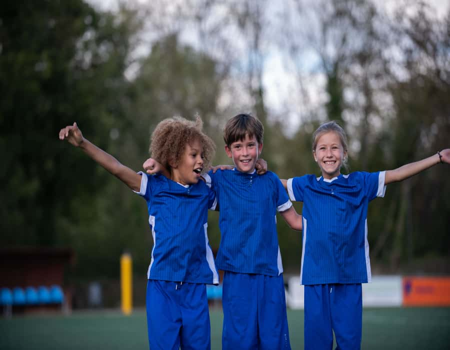 Football for Juniors - More than a Sport