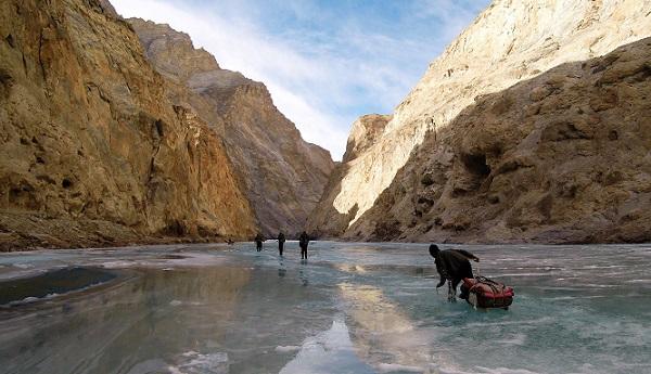 Chadar Trek - An Unfinished Journey