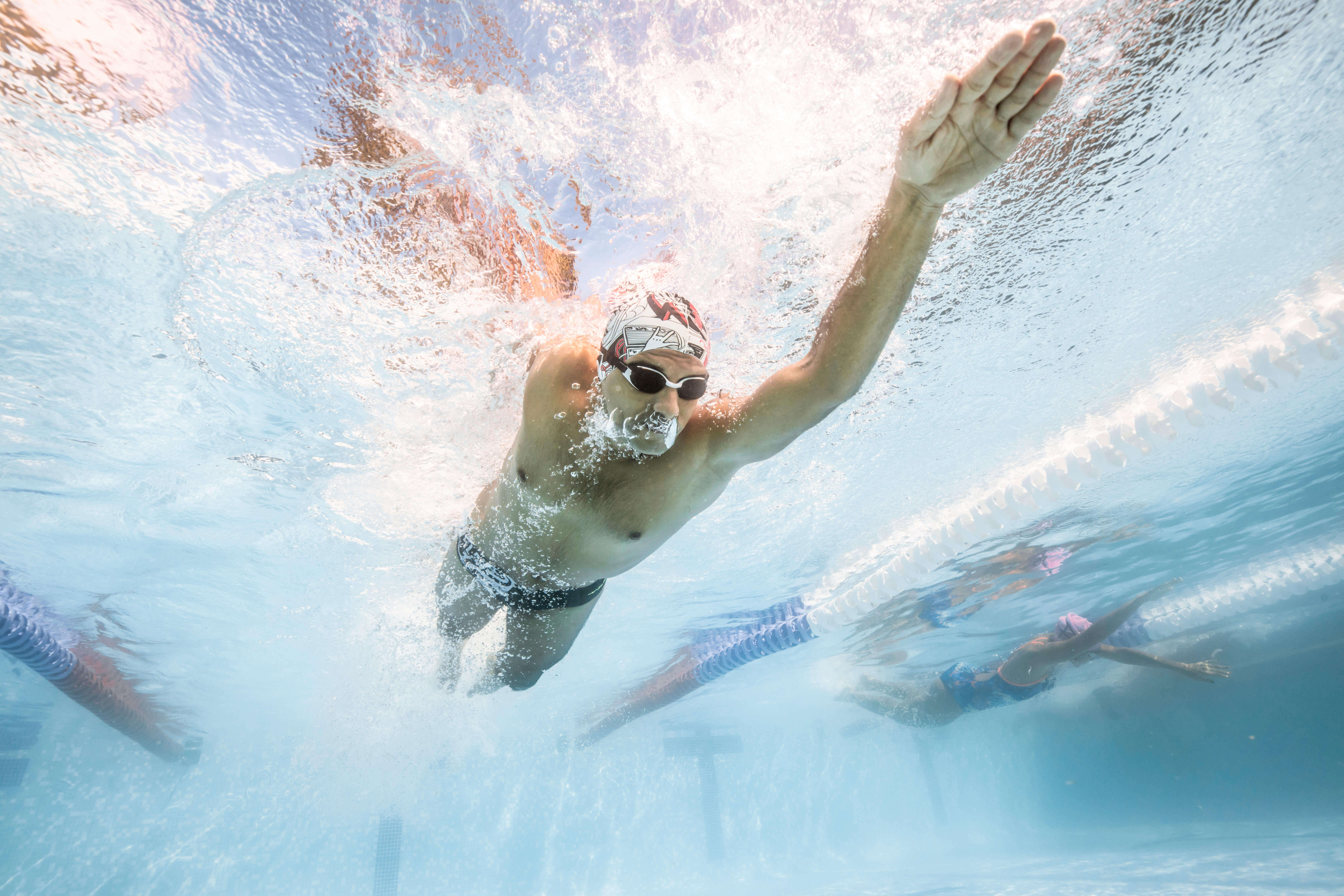 Learn How To Breathe While Swimming In 4-Steps - Blog Decathlon