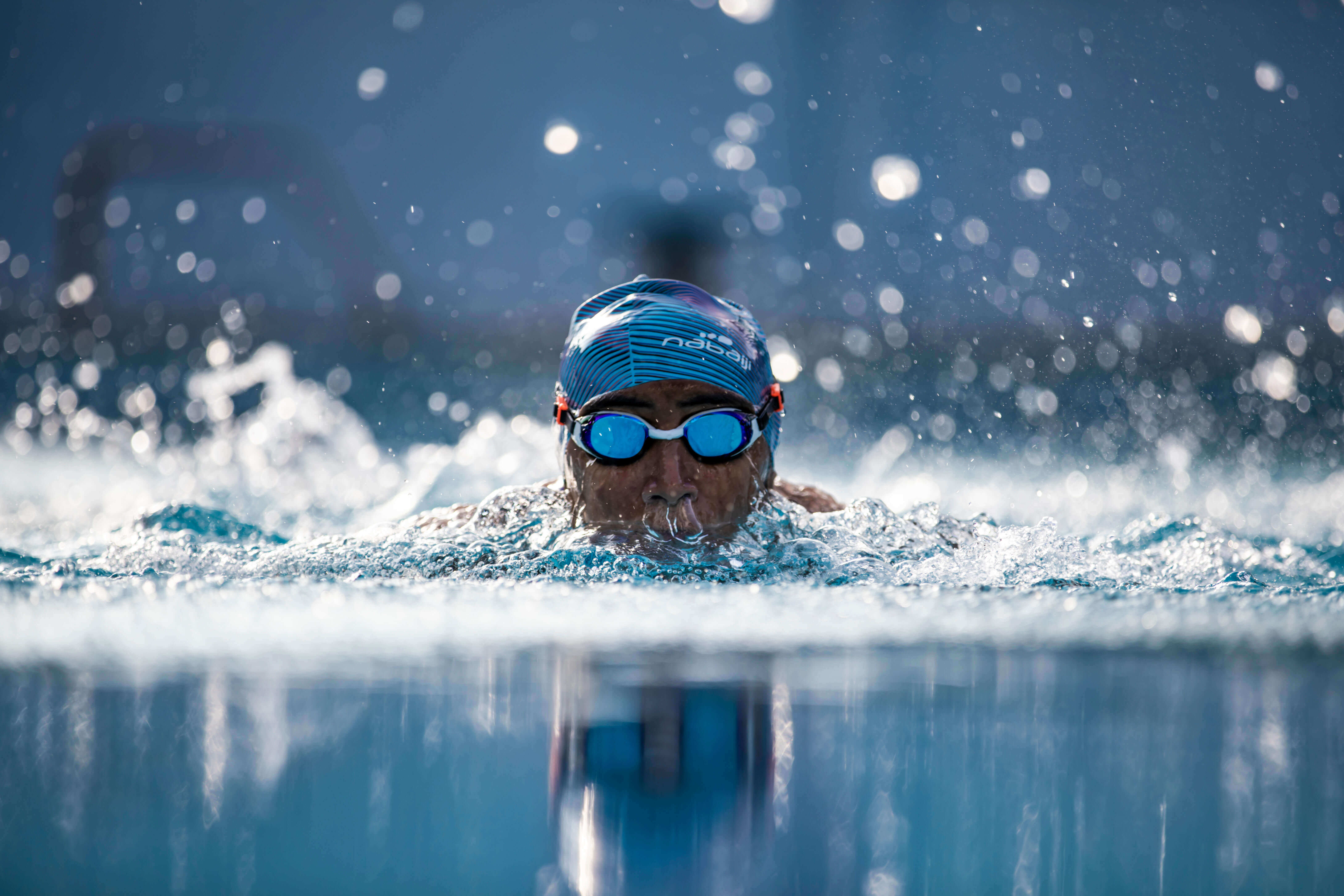 How to Adjust your Swimming Goggles