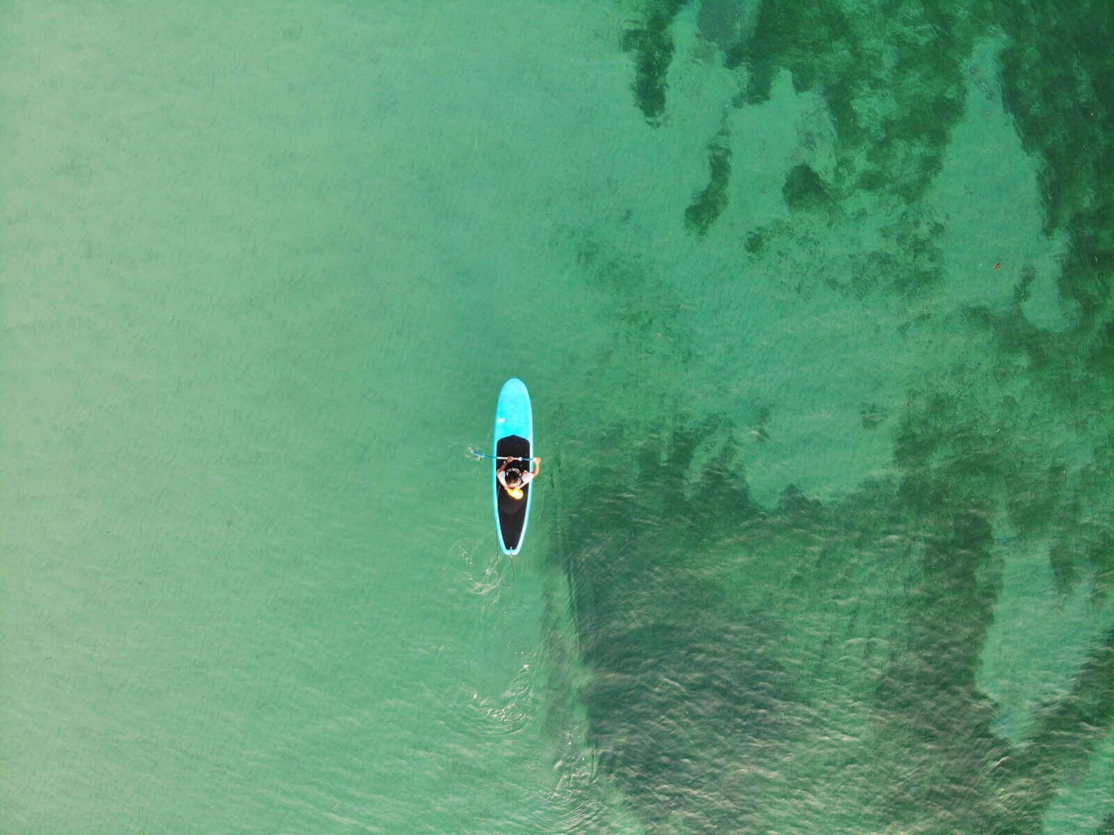 Stand-Up Paddle Boarding in India