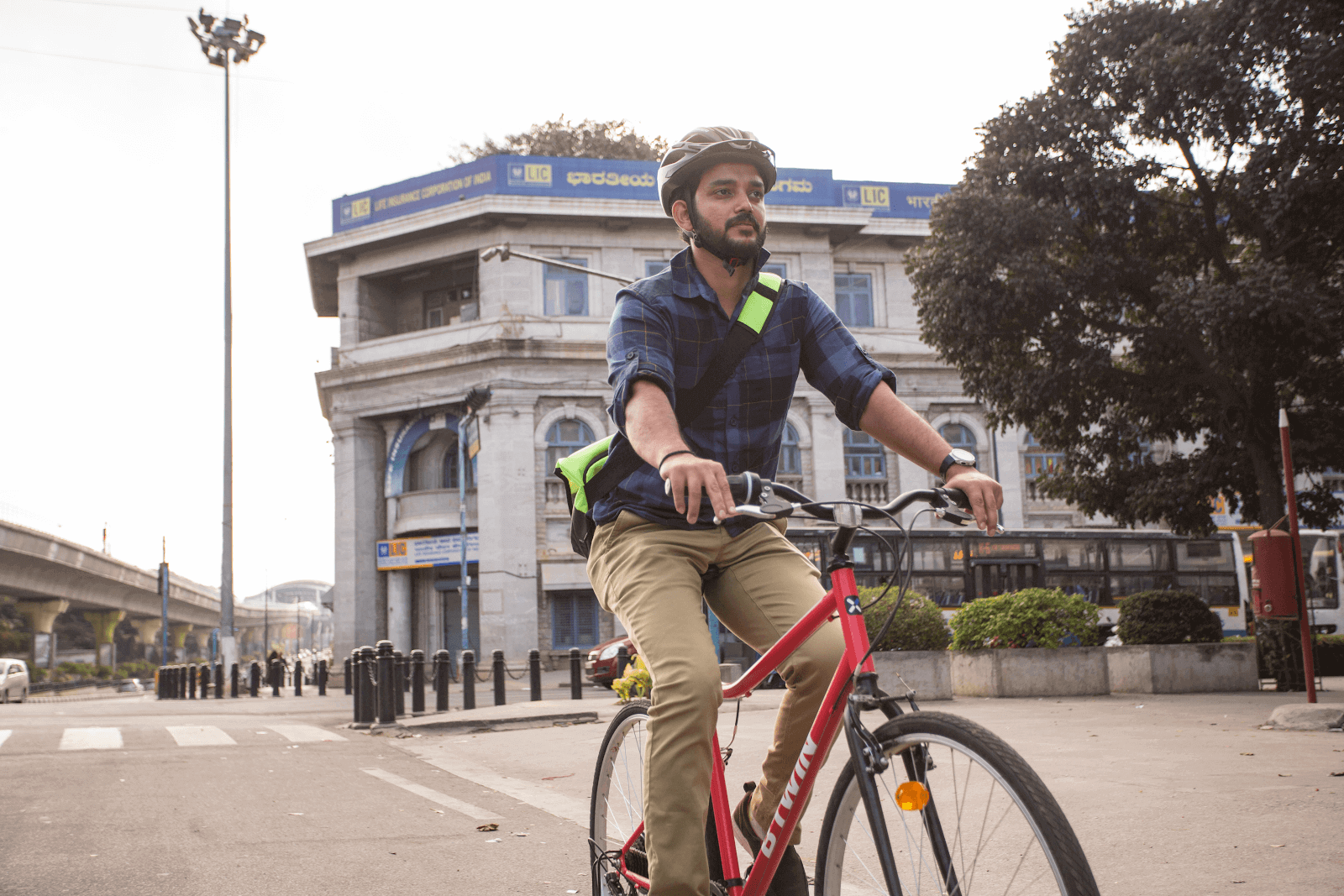 Life after COVID for Cyclists in India
