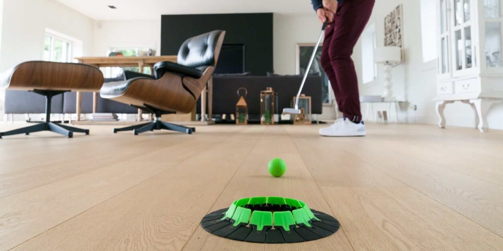 How to Build Your Own Mini Golf Course At Home
