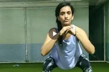 Cardio Workout by Anuradha Shabadi