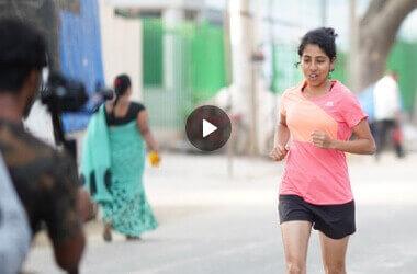 Runner's C.O.R.O.N.A - Shrividya Somanna