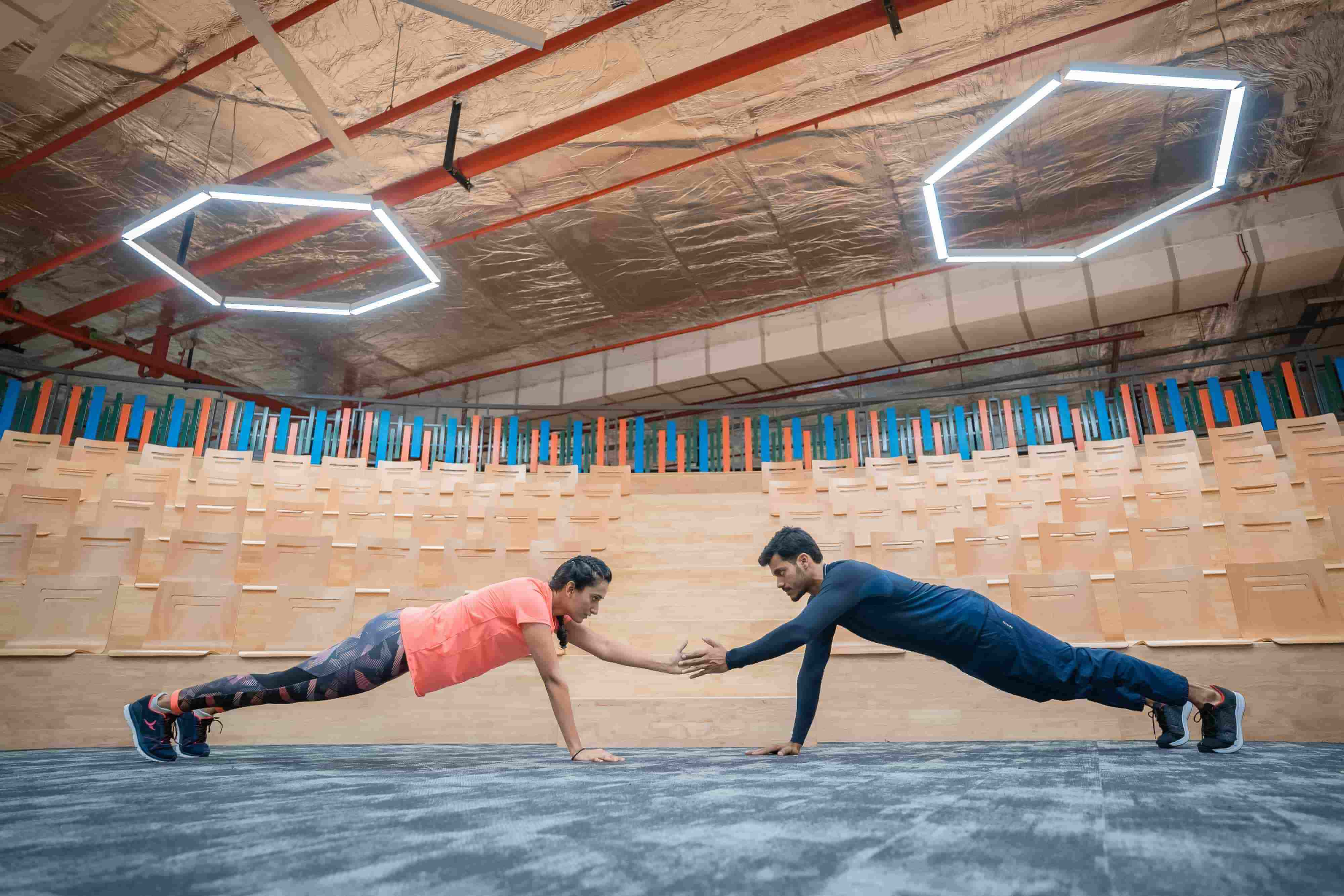 5 Fun Home Workouts For You And Your Partner