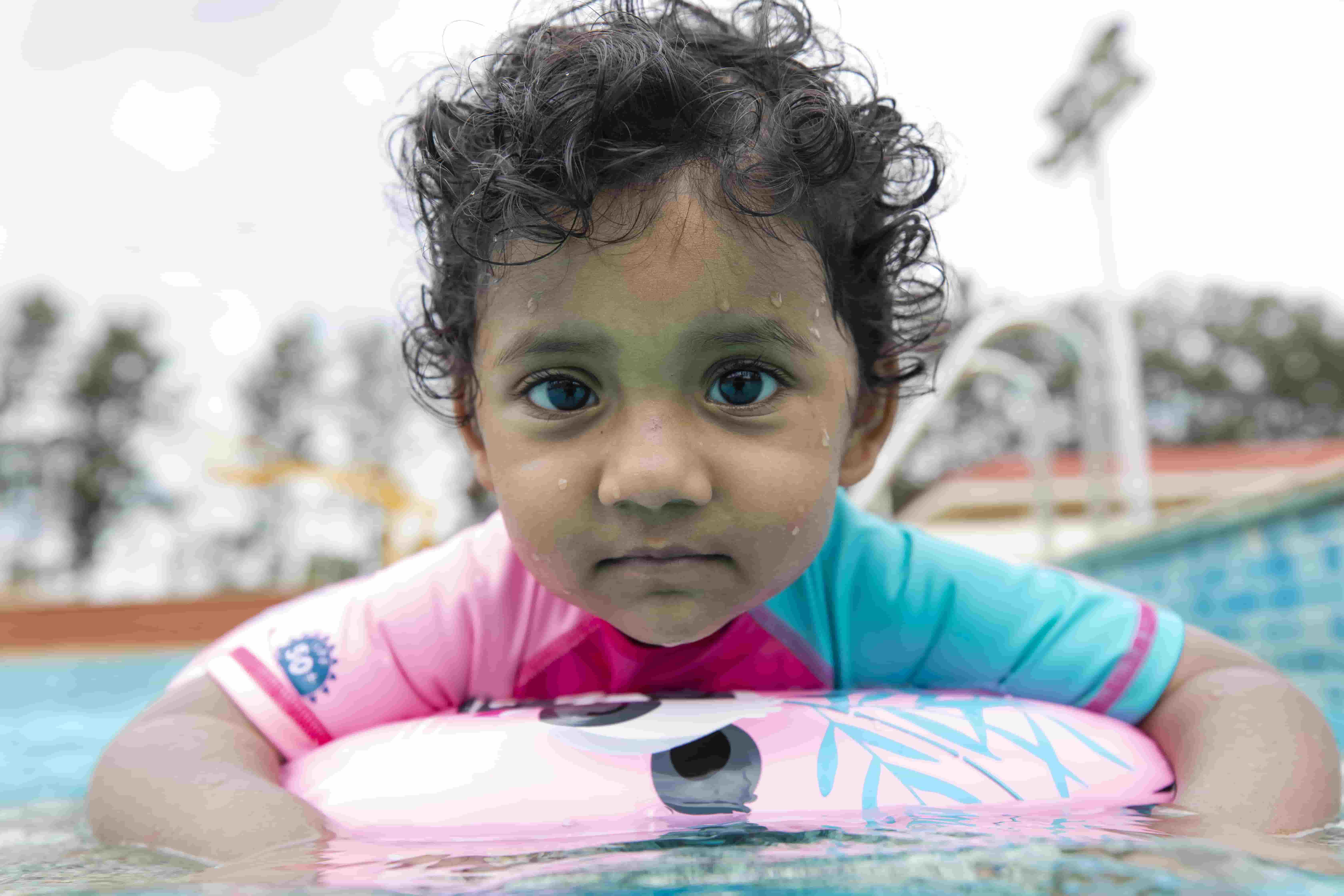 Baby Swimming: Benefits of Learning Early