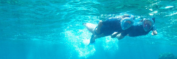 Safe snorkeling
