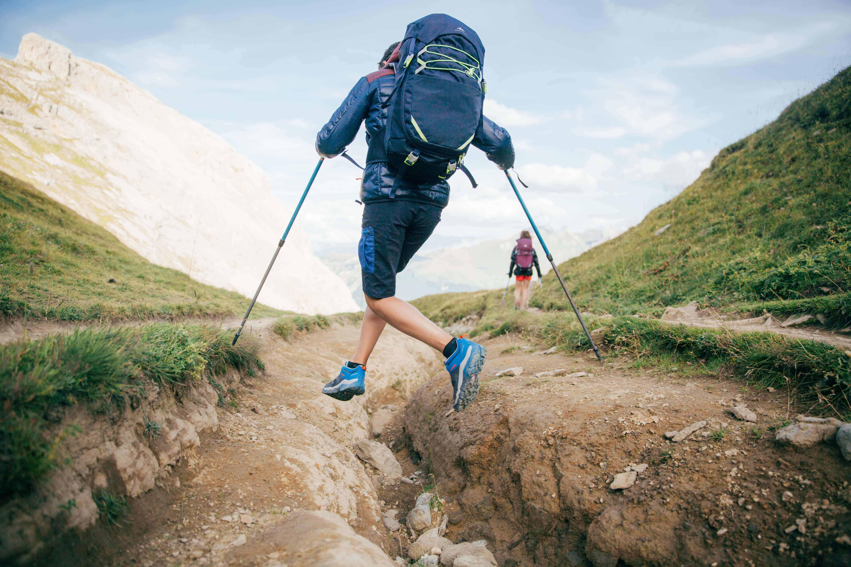 4 Health Benefits of Using Hiking Poles
