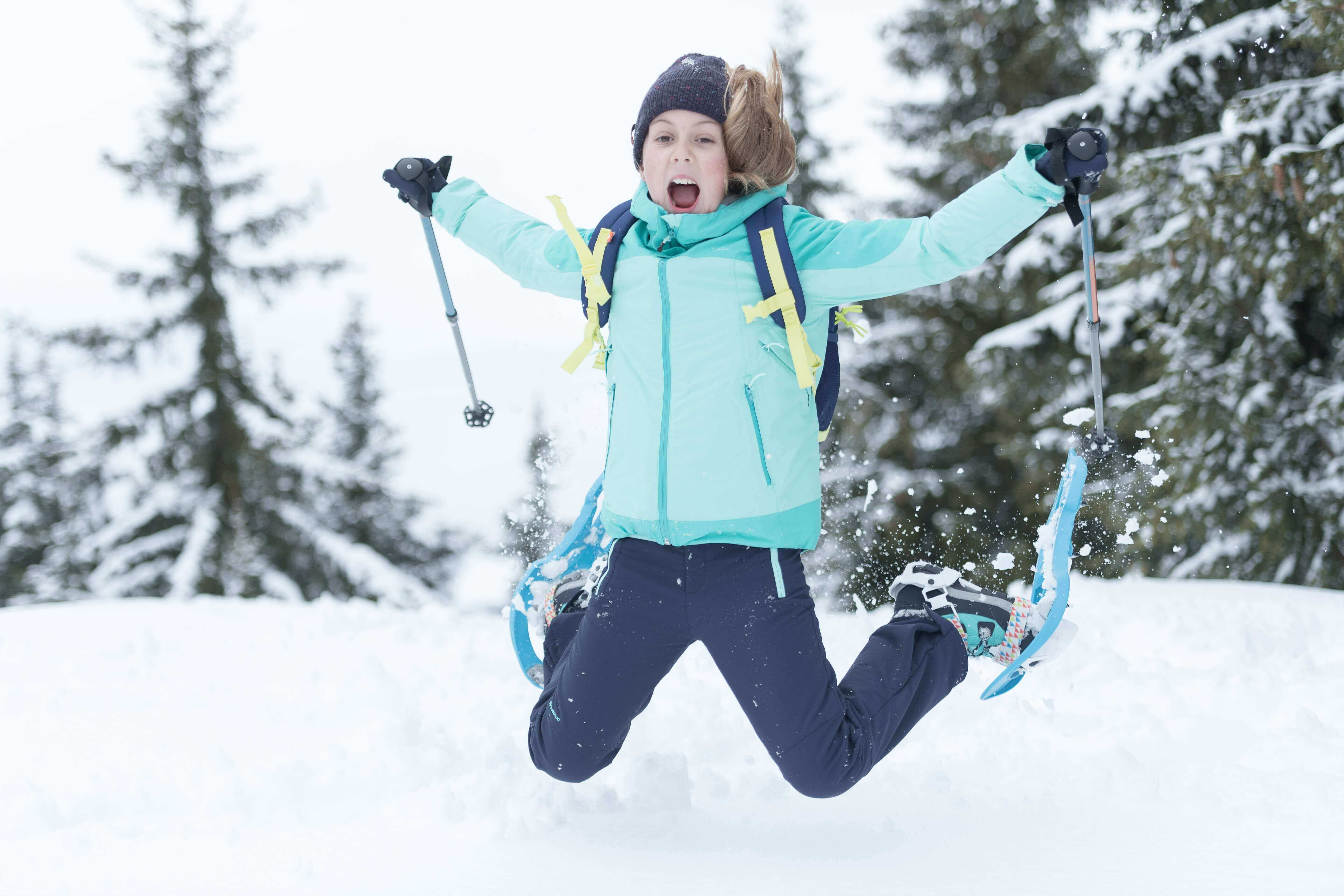 Winter Hiking: The Benefits Of Hiking On Snow