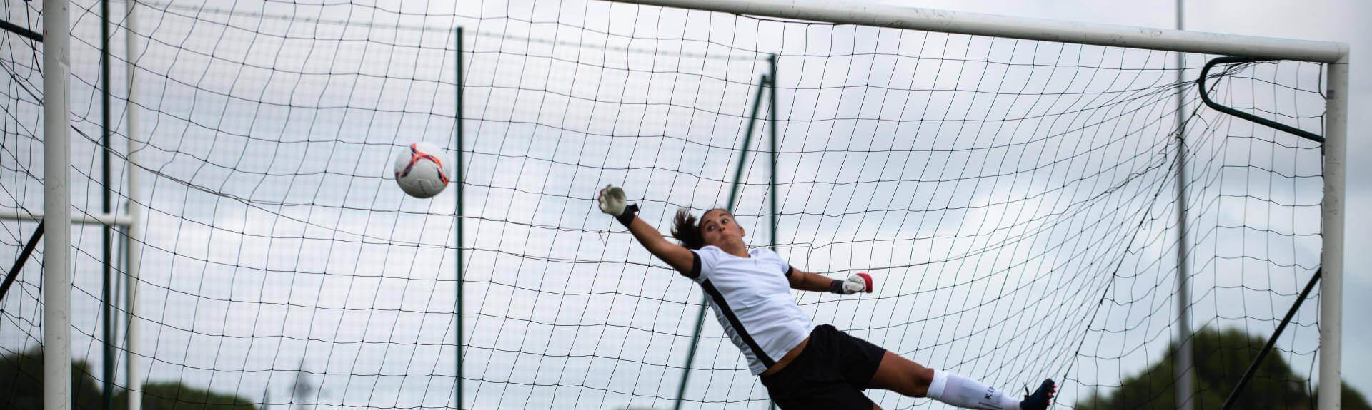 Women's Football - Vijaya K - All for the love of the gam