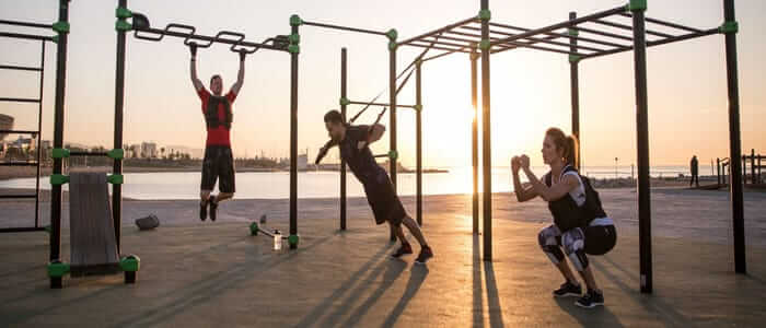 Top 5 Workouts Which You Can Do Outdoors