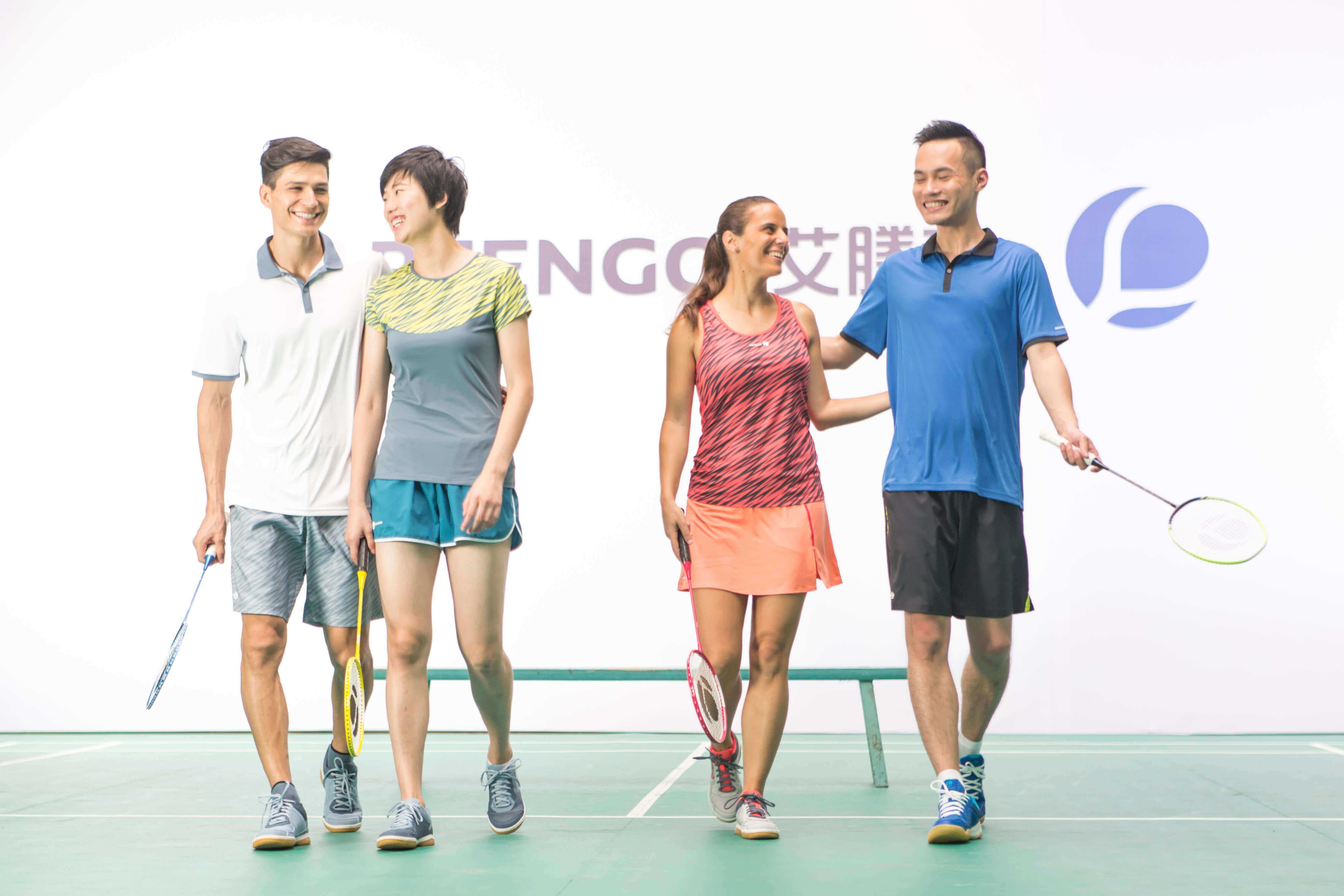 Getting Back to Badminton: Tips on how to start and what to eat