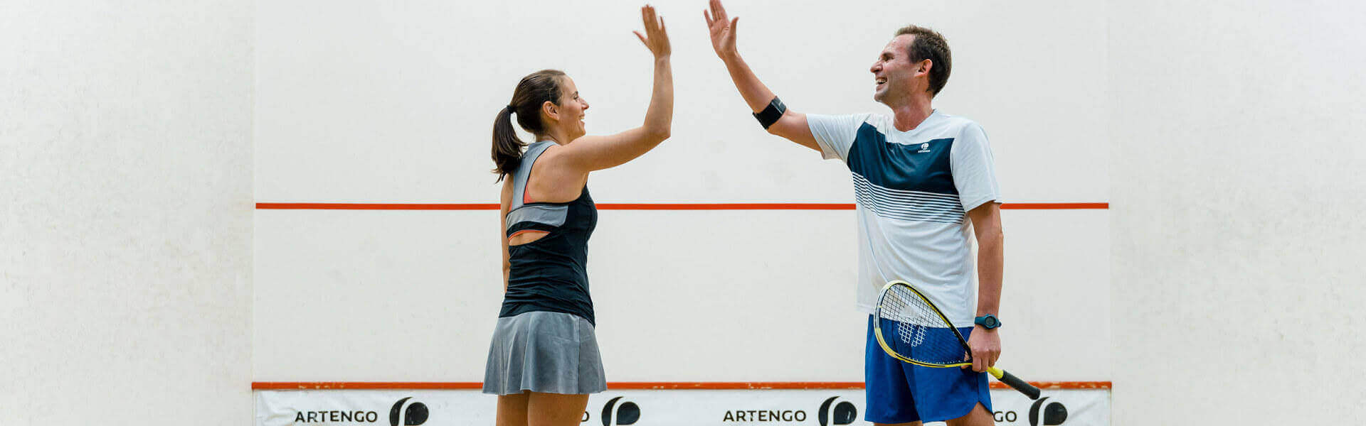 Top 5 Benefits Of Playing Squash