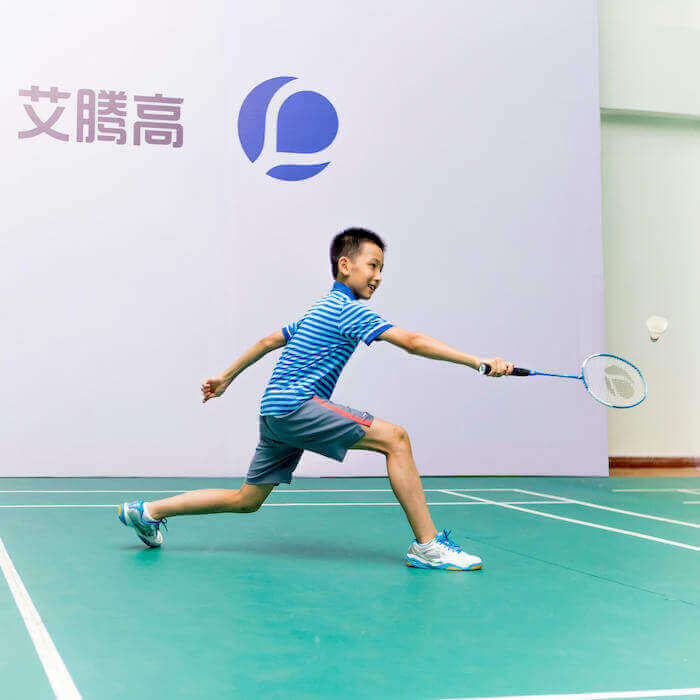 Badminton Footwork and Position on the Court