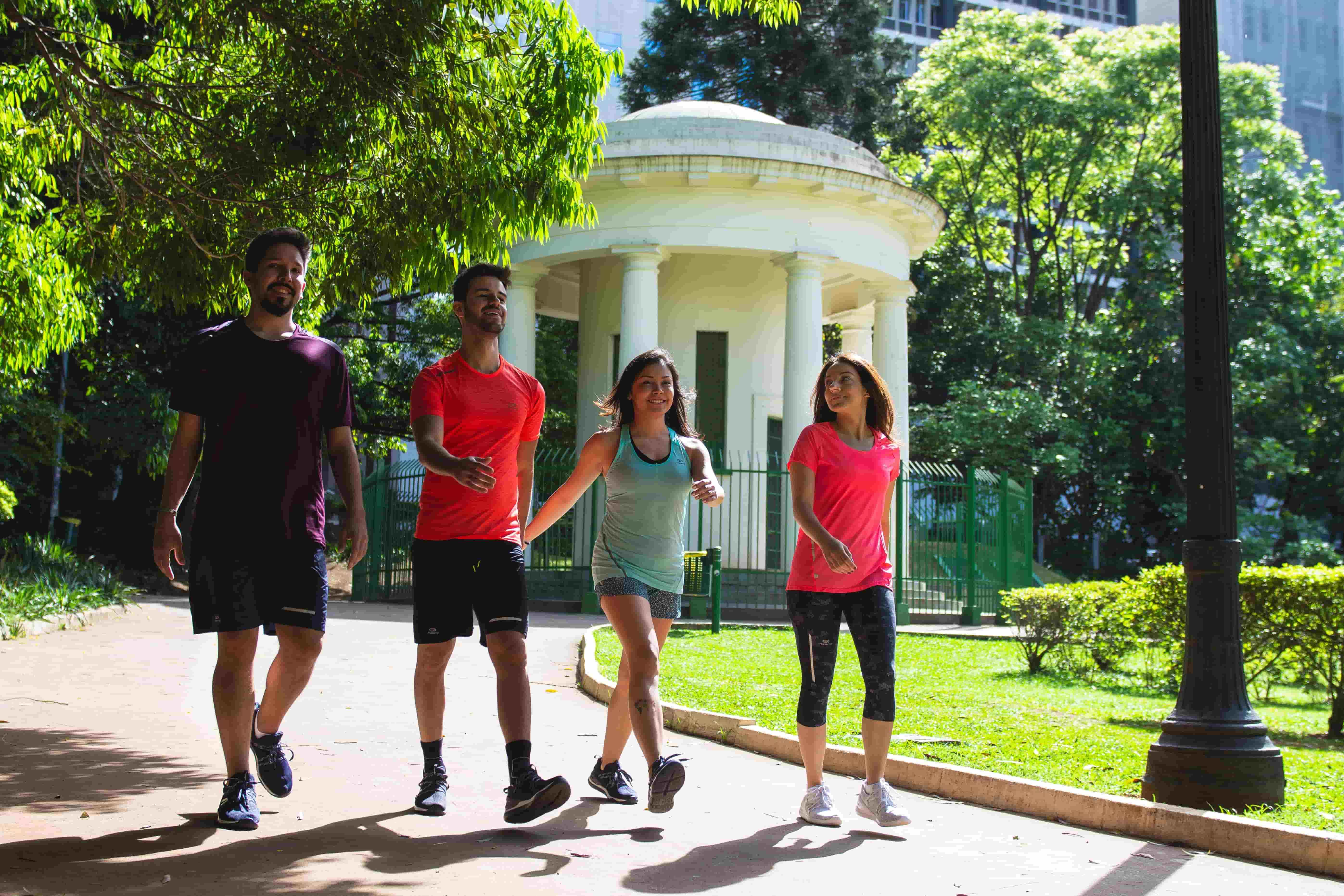 Get Back to Sports - Start with Active Walking