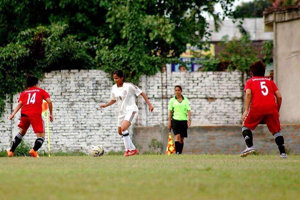 Women's Football - A Level Playing Field? -  Sagarika Nadig