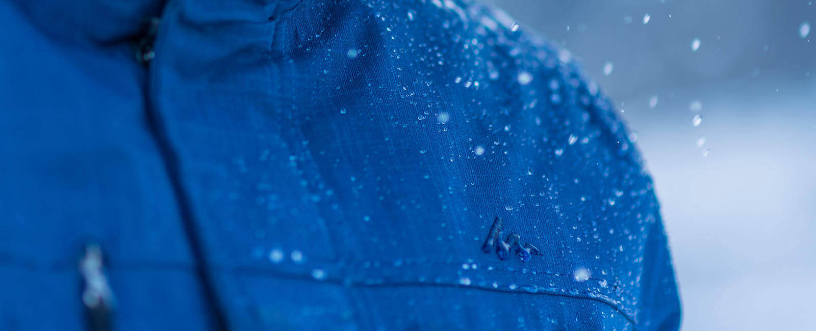 How do you Restore the Water-Repellent Properties of your Jacket?