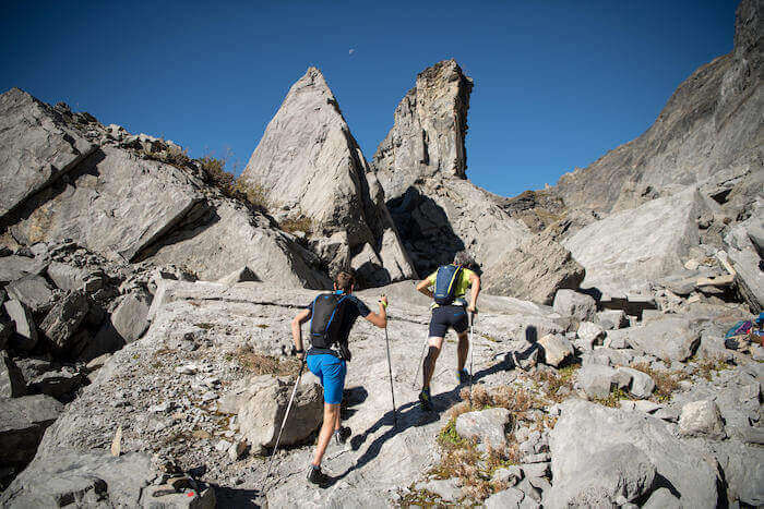 What is Fast Hiking?