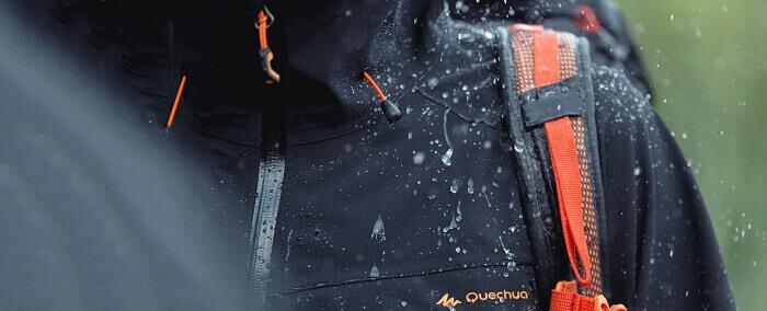 How do you measure the Waterproofness of a Hiking Jacket?