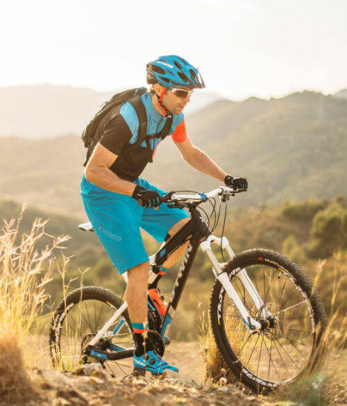 Getting Ready for Your MTB ride