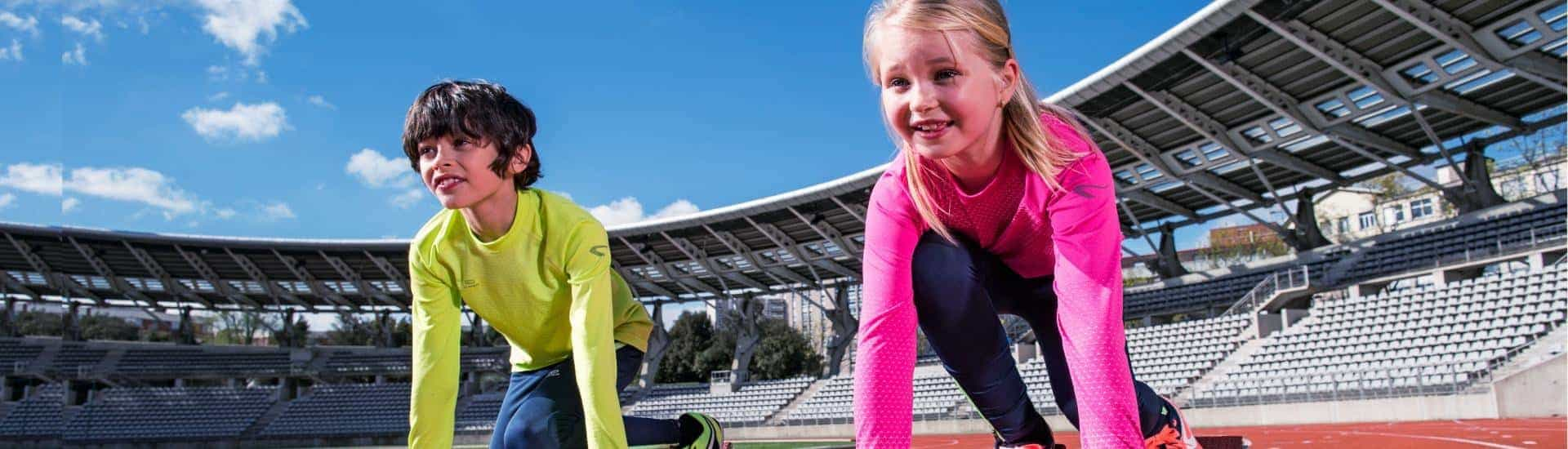 At What Age Can a Child Start a Sport?