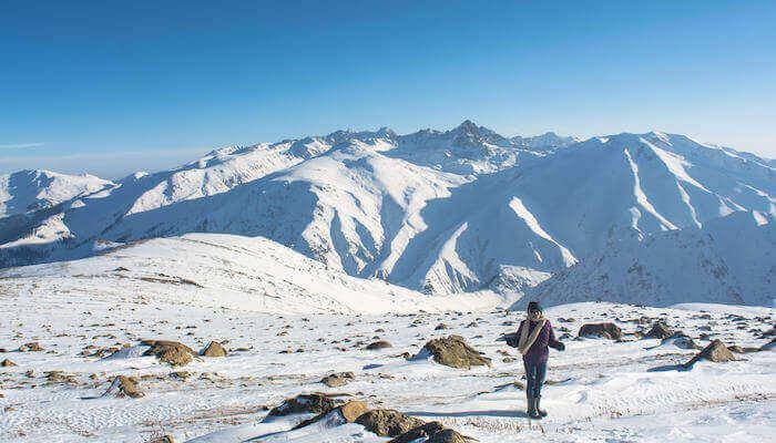 Mishika Bhavsar - High on the Himalayas