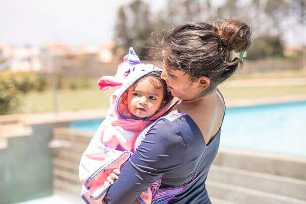 How do you protect your children properly in the sun?