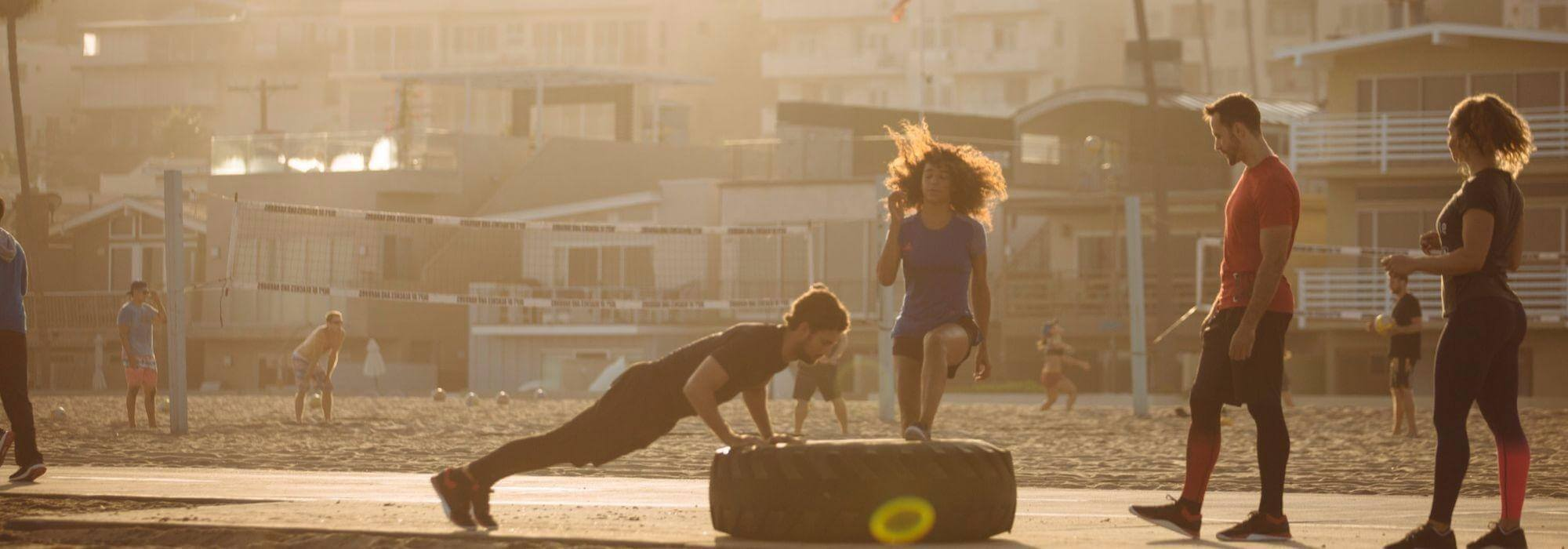 4 Outdoor Workouts Suggested By Experts
