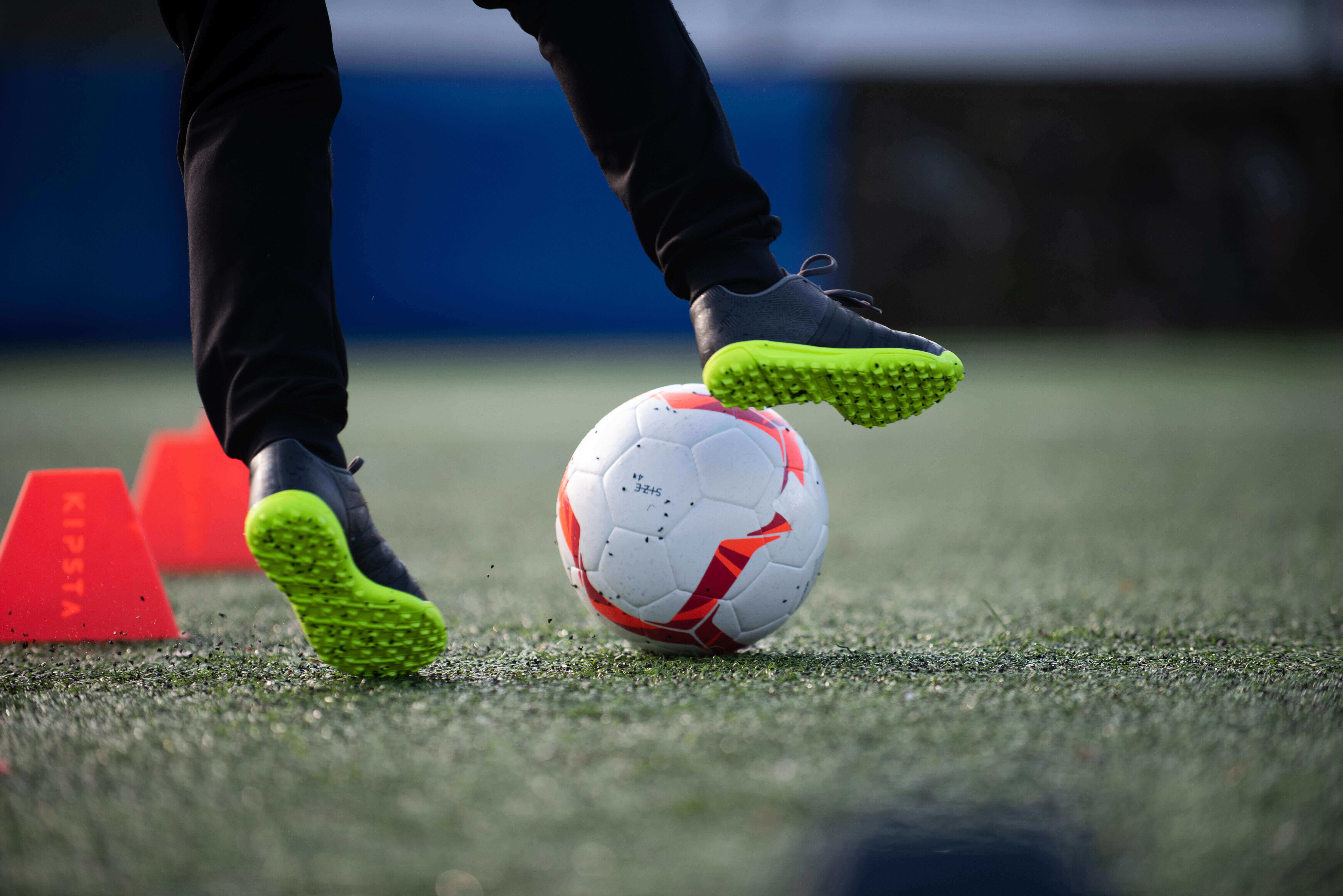 Football: How to Take Care of Your Feet?