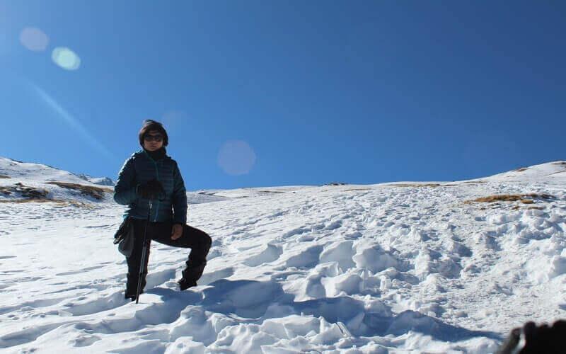 Sanghmitra Raikwal's Trekking Checklist