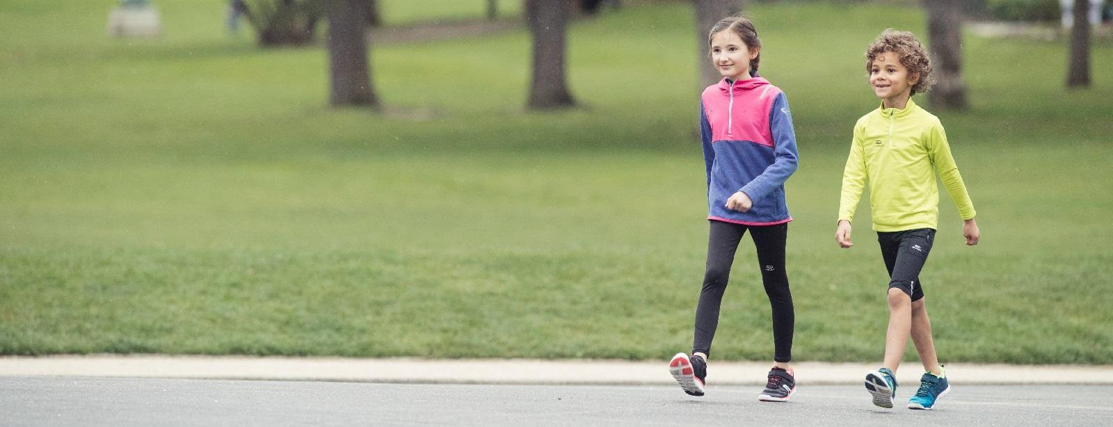 How to Choose Fitness Walking Shoes for your Kids?