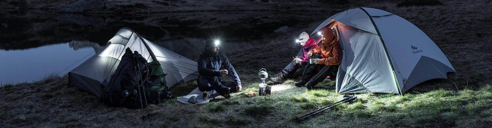 How To Choose The Right Camping Tent?