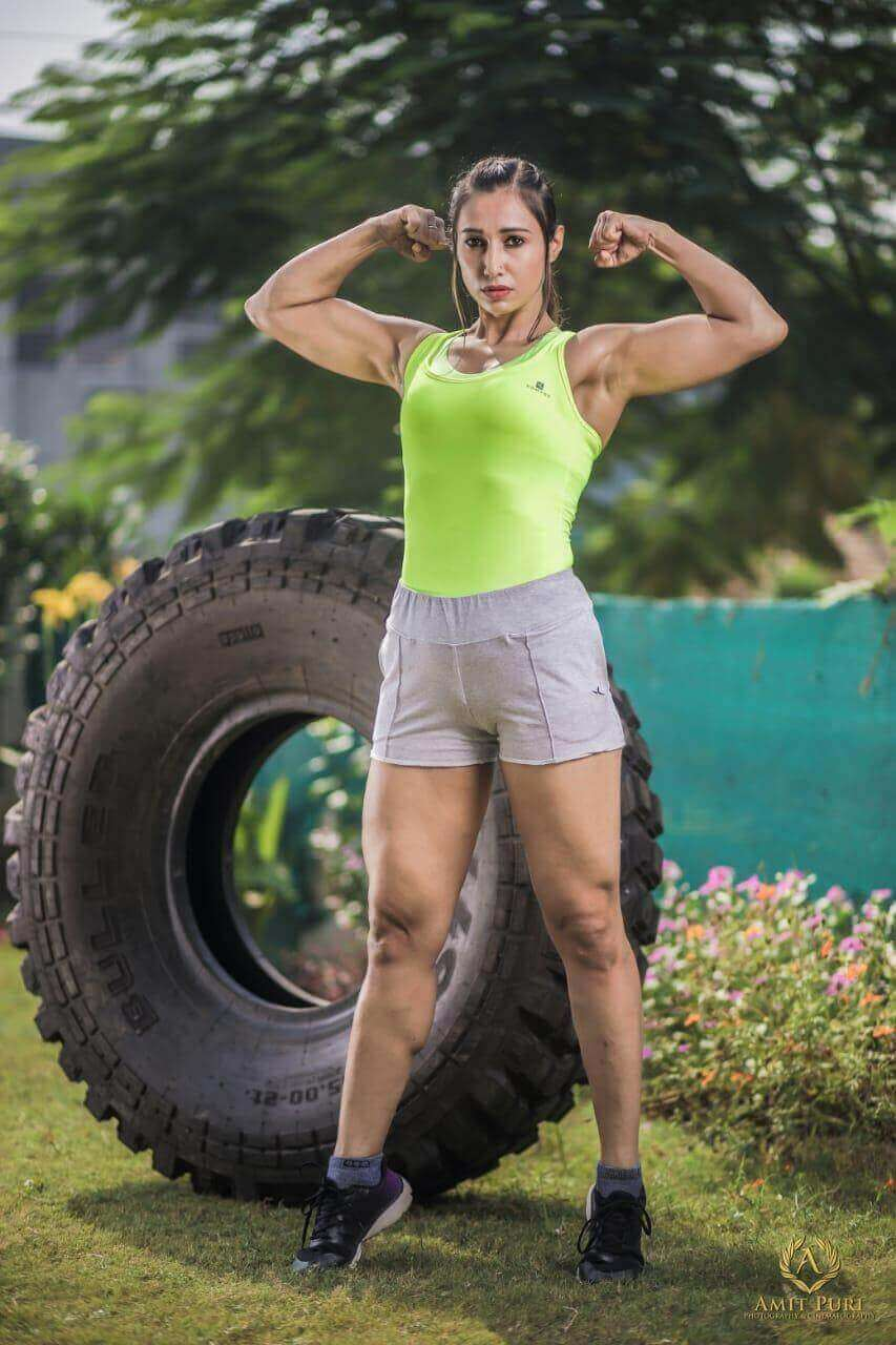 Do Whey Proteins make women muscular?