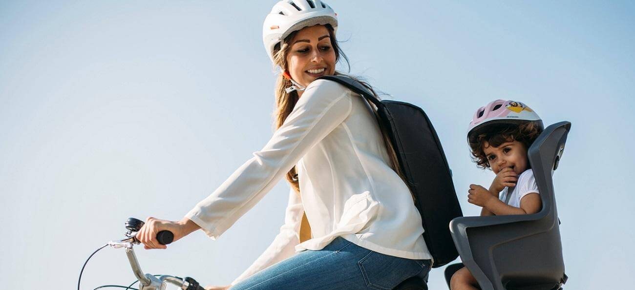 How to Choose Your Child Bike Seat?