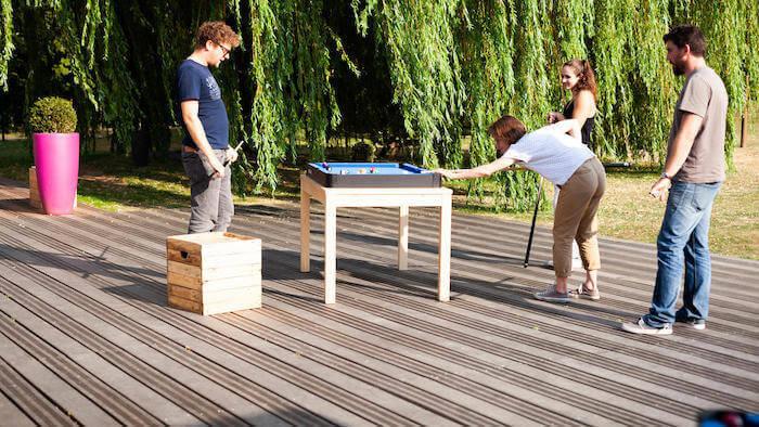 Where Should I Play Billiards?