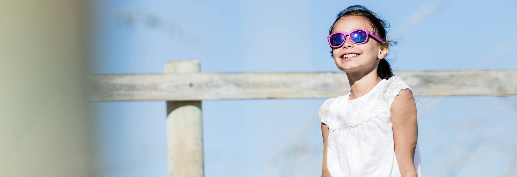 Kids have higher risk of eye damage from UV light