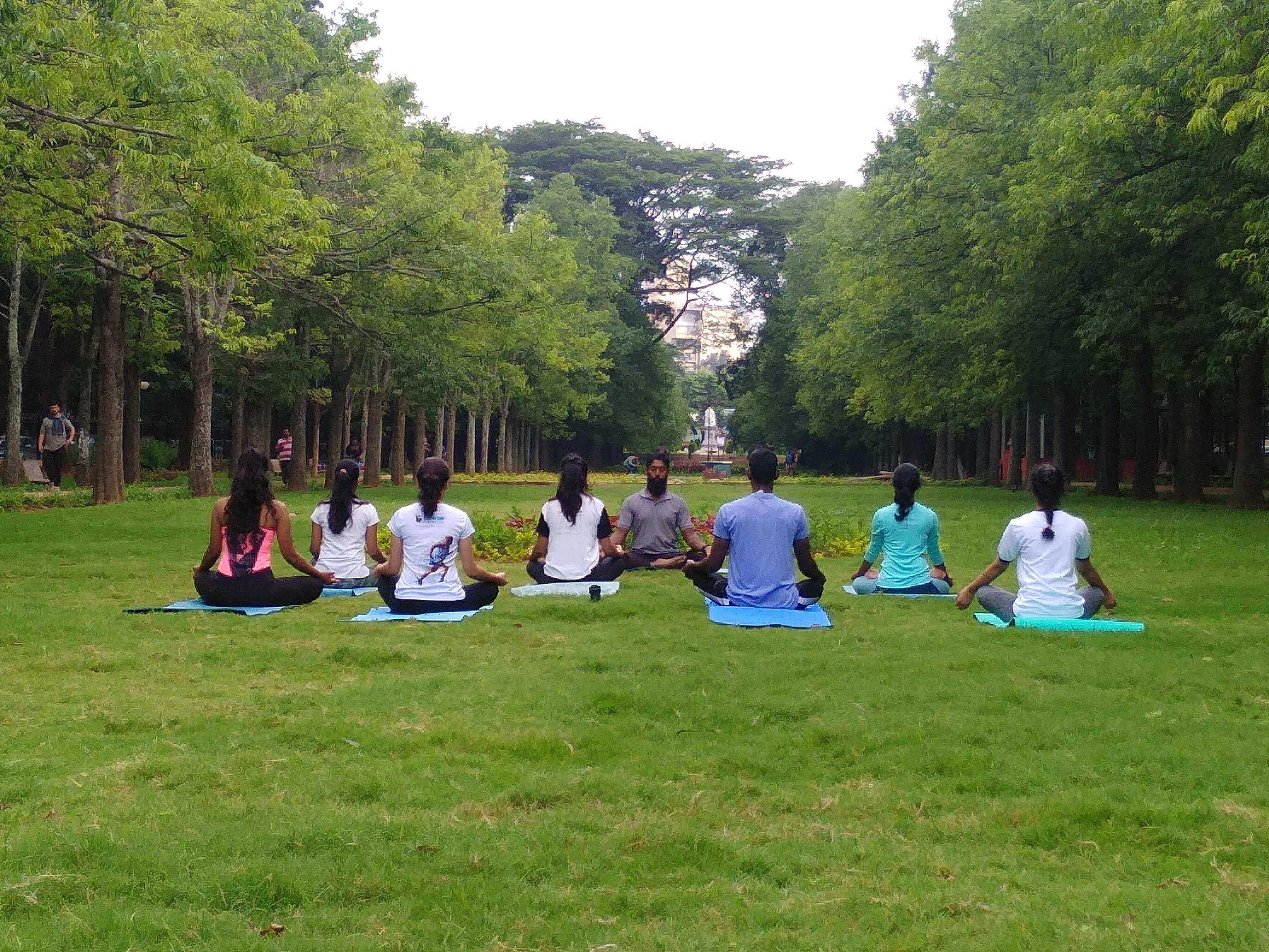 Back On My Feet With Yoga - Puneeth - Blog Decathlon