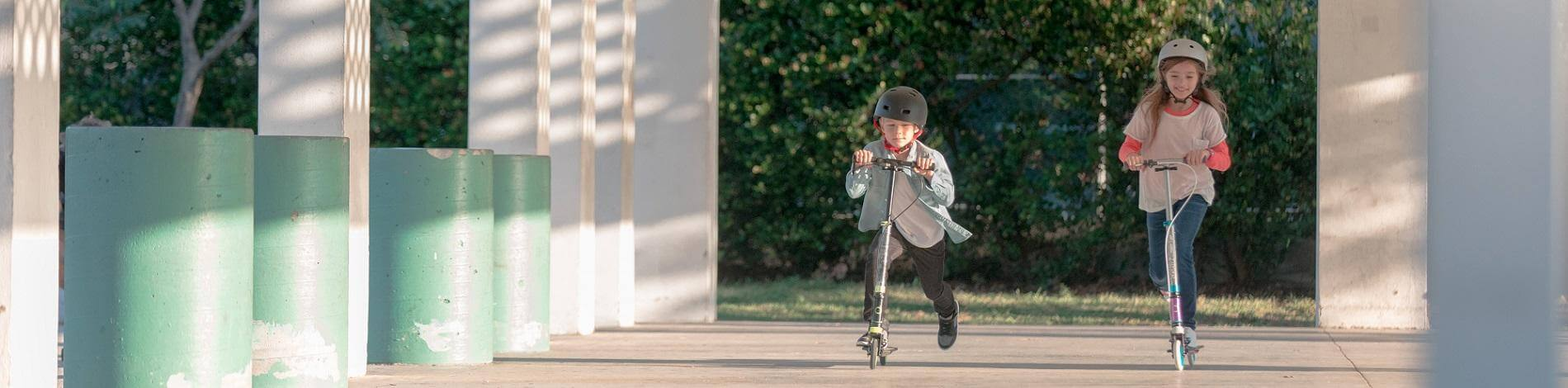5 Scootering Tips For Kids