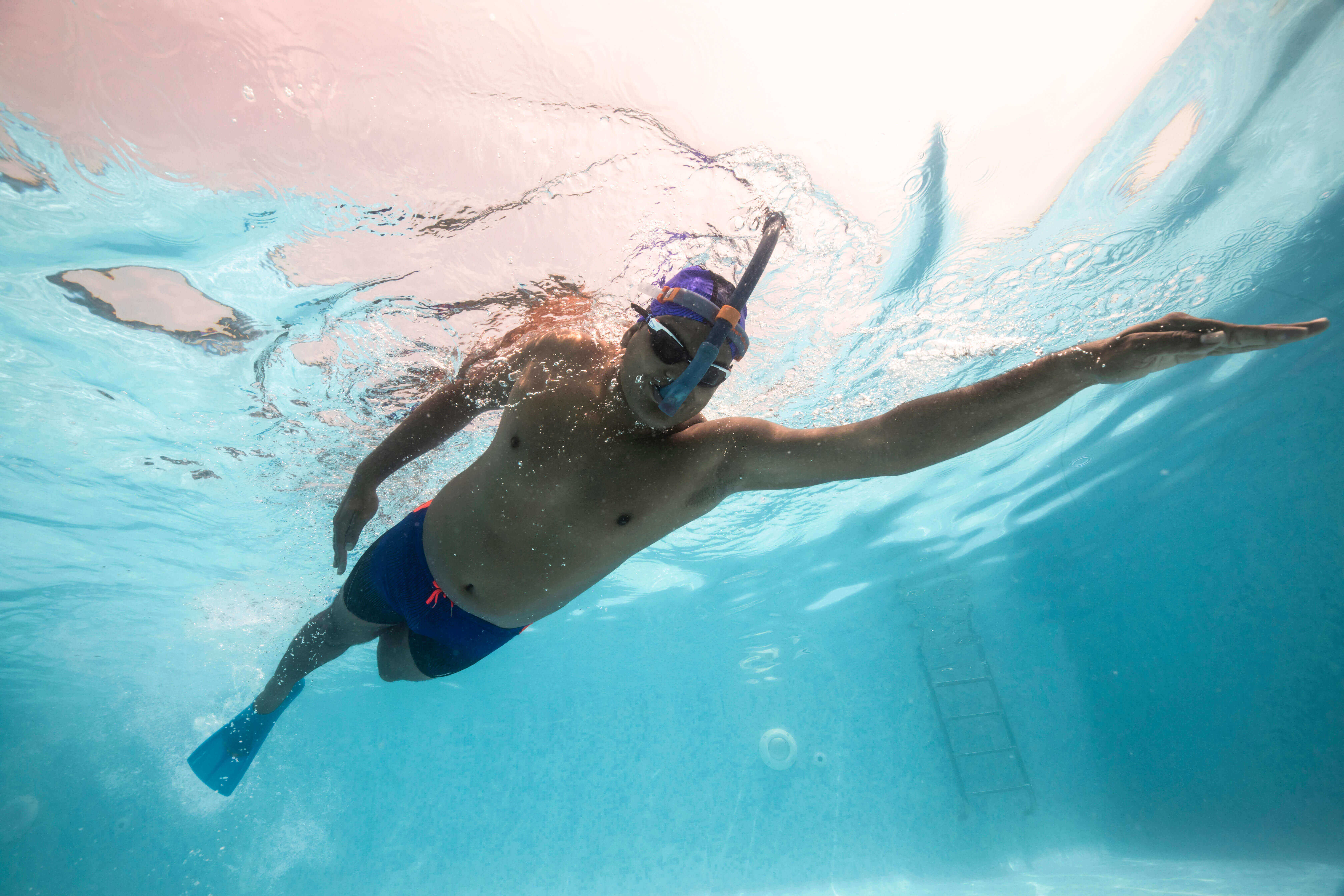 Total Immersion Swimming  in 3 steps