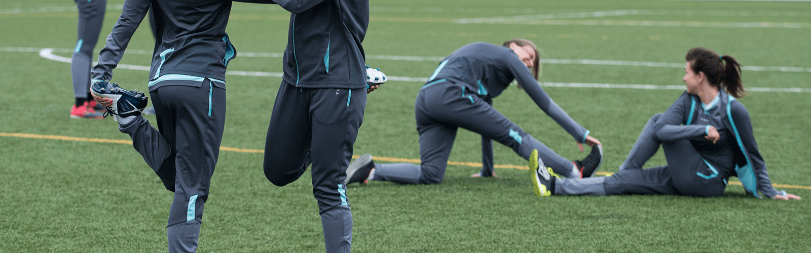 When Should You Stretch During Football?