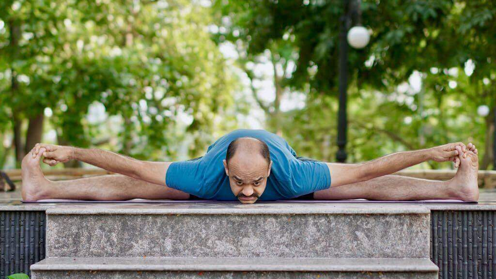 Toward Healthier Living with Yogi Kalpesh Kamdar