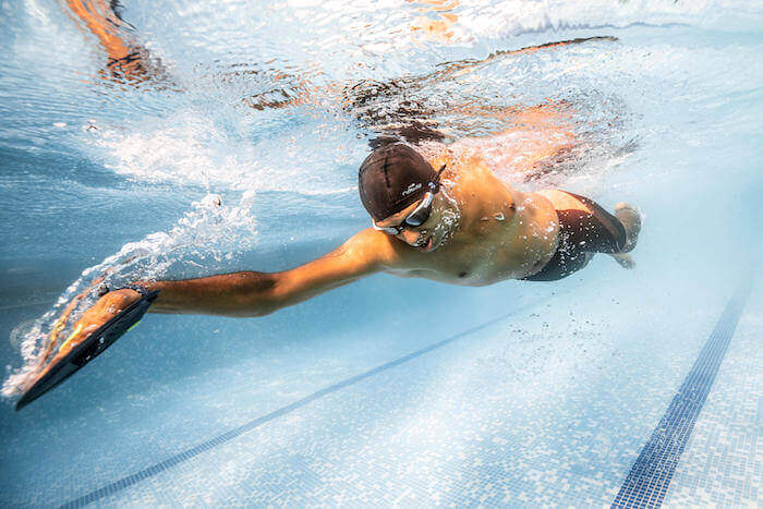 Swim to Improve Your Muscles