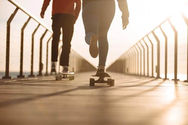 My Skateboarding Story - Takin' it to the Streets!