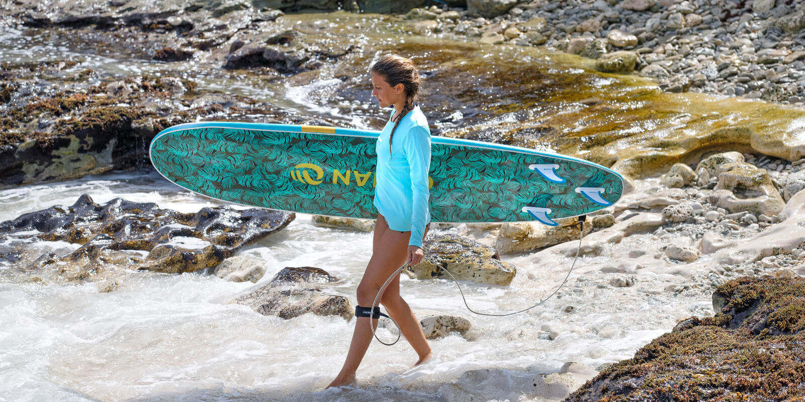 How to Teach Yourself to Surf?