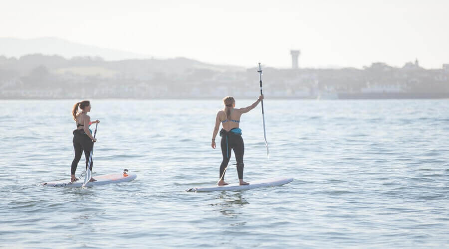Discover Stand-Up Paddle Boarding
