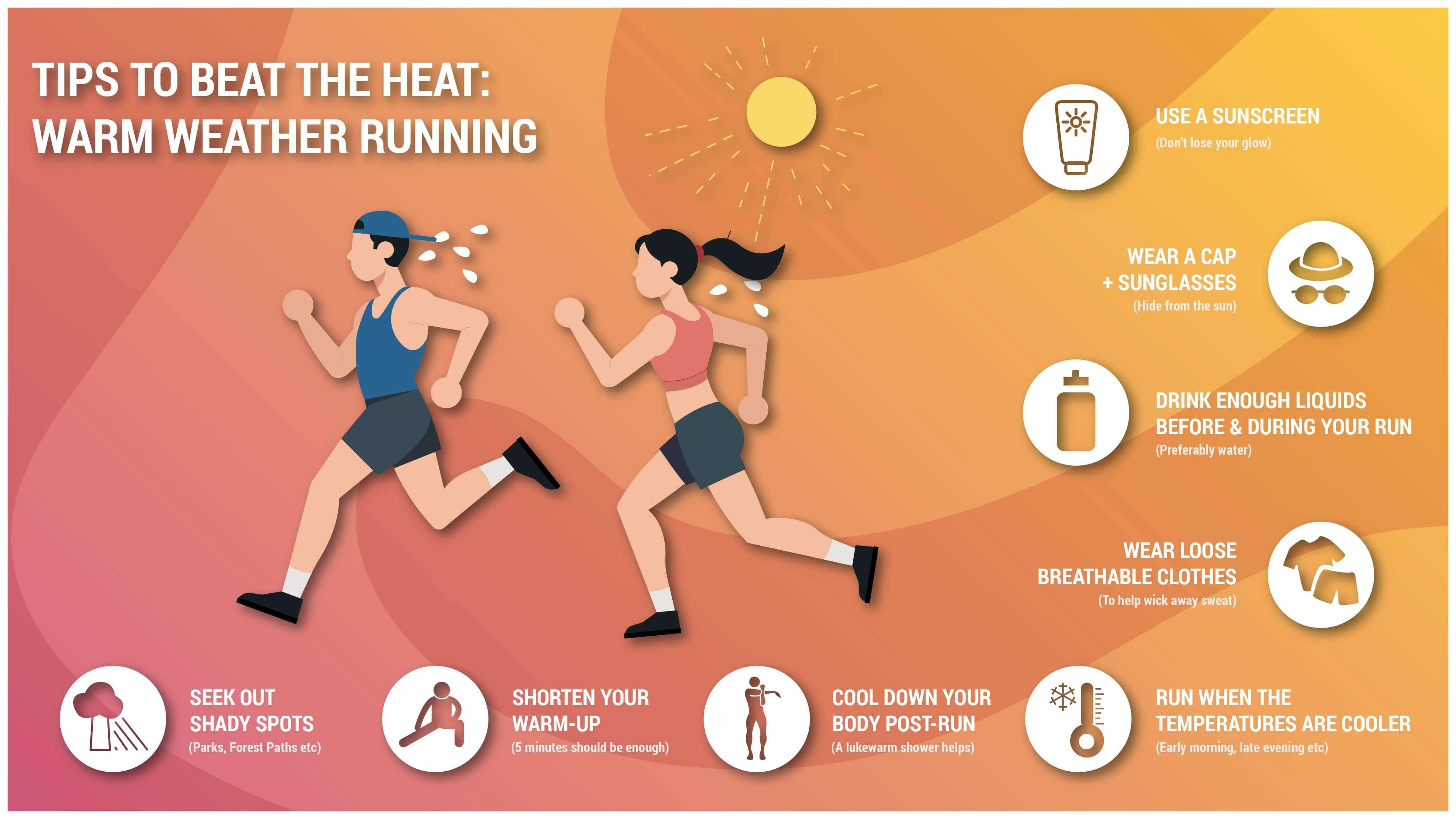 Running in Warm Weather