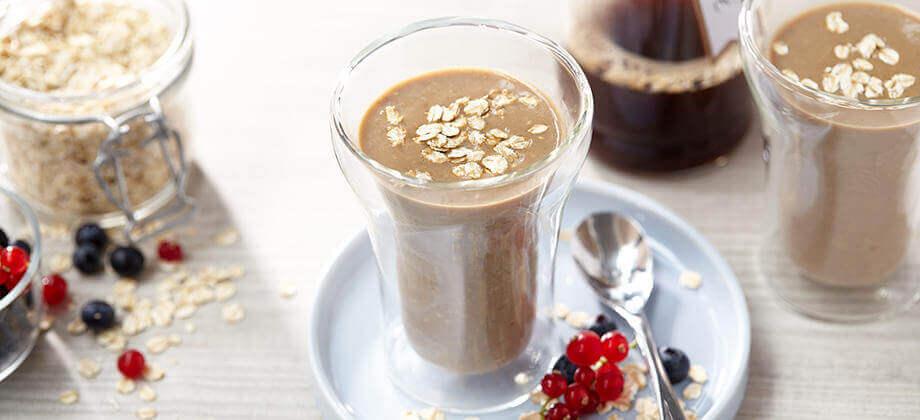 Protein Recipe: Healthy Coffee Milkshake | Coffee Protein Shake | Decathlon Blog