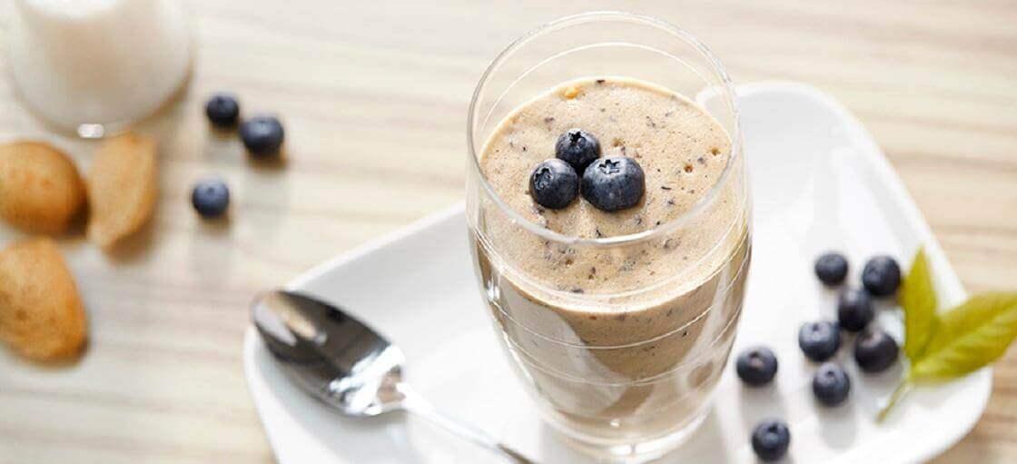 Blueberry Protein Cream - Blog Decathlon